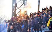 В столкновениях с фанатами пострадали 9 полицейских