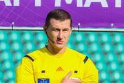 Комітет арбітрів ФФУ: «Можаровський відсудив чисто»