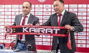 Кака официально представлен как будущий главный тренер Кайрата