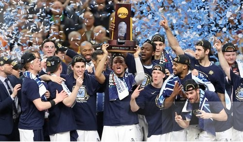 Университет Вилланова стал чемпионом Мартовского Безумия NCAA