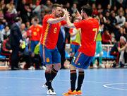 Испания в первом товарищеском матче обыграла Финляндию