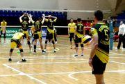Локомотив и Барком одержали первые победы в полуфинале Суперлиги