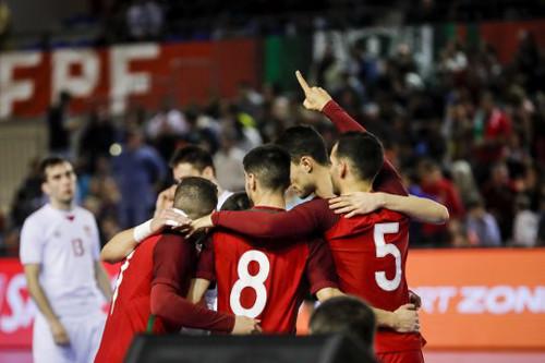 Три гола за три минуты позволили Португалии обыграть Сербию