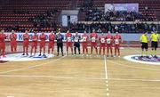 Чемпионы Сербии поддержали травмированного игрока сборной Украины