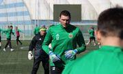 Непогодов стал лучшим вратарем чемпионата Казахстана