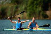 Украинский байдарочник дисквалифицирован на четыре года за допинг
