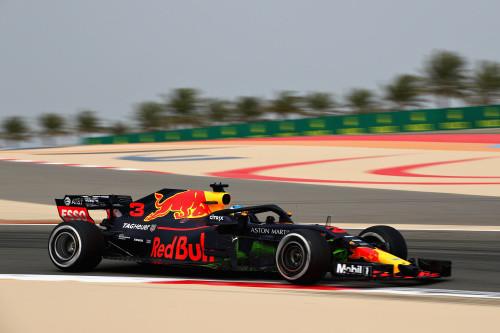 Гран-при Бахрейна. Риккардо выиграл первую практику
