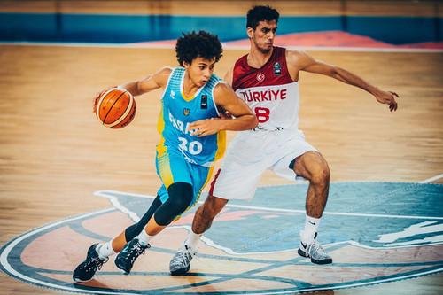 Иссуф САНОН: «Я мечтаю играть в НБА»