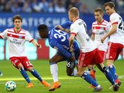 Гамбург — Шальке — 3:2. Видеообзор матча