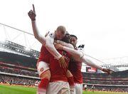 Арсенал обыграл Саутгемптон, пропустив первым