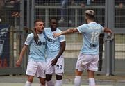 Лацио обыграл Удинезе и поднялся на 3 строчку в Серии А