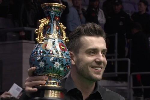 Снукер. Селби обыграл Хоукинса в финале China Open