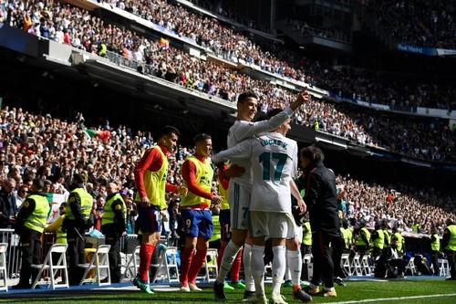 Роналду забил 650-й гол в карьере