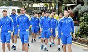 Украина сыграет контрольный матч против Марокко 30 мая
