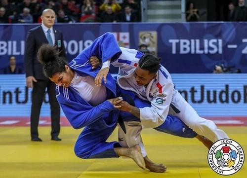 Украинские дзюдоистки завоевали две медали на Гран-при в Турции