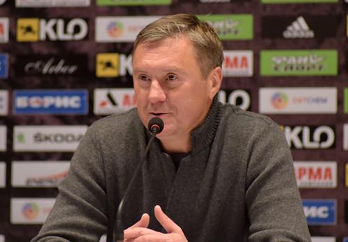 ЧУБАРОВ: «Не все в Динамо были согласны с назначением Хацкевича»