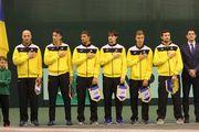 Украина потеряла 4 строчки в рейтинге наций Кубка Дэвиса