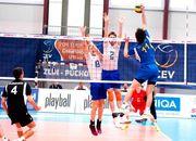 Юноши Украины проиграли россиянам на европейском чемпионате U-18
