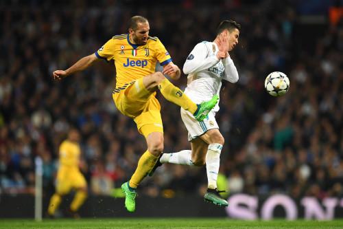 КЬЕЛЛИНИ: «Реалу всегда помогают в Лиге чемпионов»