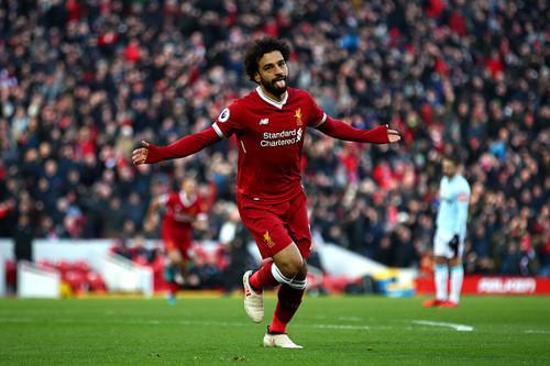 Салах в шестой раз за сезон признан лучшим игроком месяца в Ливерпуле