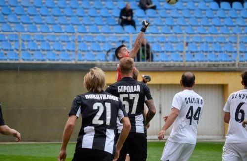 Первая лига. Арсенал-Киев и Полтава одержали сложные победы