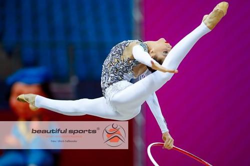 Украинские гимнастки выступят в трех финалах