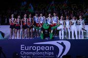Украинские батутисты завоевали две медали на чемпионате Европы