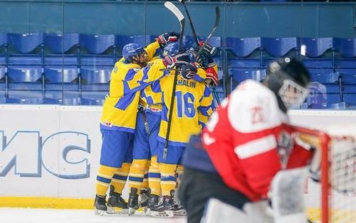 ЮЧМ-2018 по хоккею.Венгрия — Украина. Смотреть онлайн. LIVE трансляция