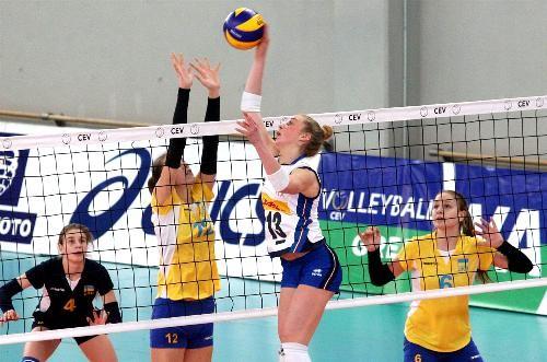 Четвертое поражение женской сборной Украины U-17 на чемпионате Европы