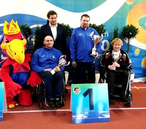 Українські паралімпійці виграли залік Кубку світу зі стрільби