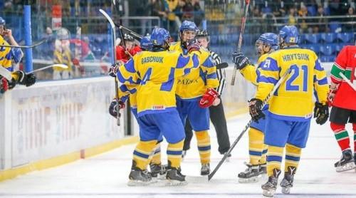 ЮЧМ-2018 по хоккею. Украина - Италия. Смотреть онлайн. LIVE трансляция