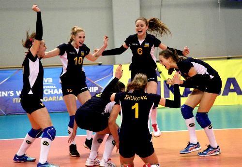 Женская сборная Украины U-17 победила в своей последней игре на Евро