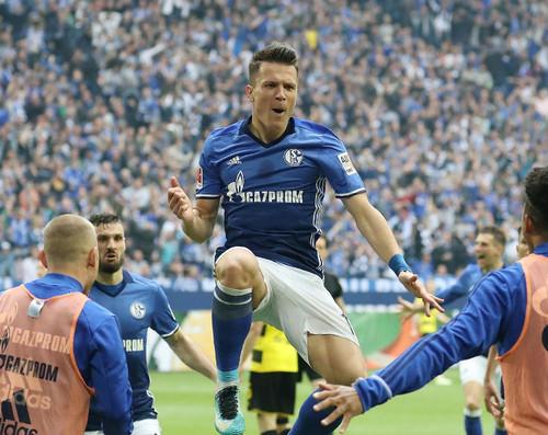Коноплянка вышел на замену в полуфинале Кубка Германии
