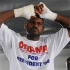 ФОТО ДНЯ: Томпсон за Обаму