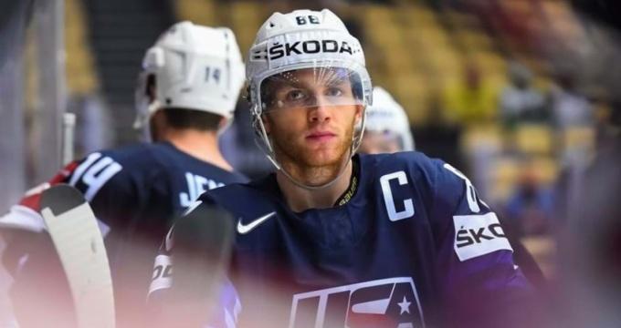 США— Словакия 1-4: видео матча чемпионата мира похоккею
