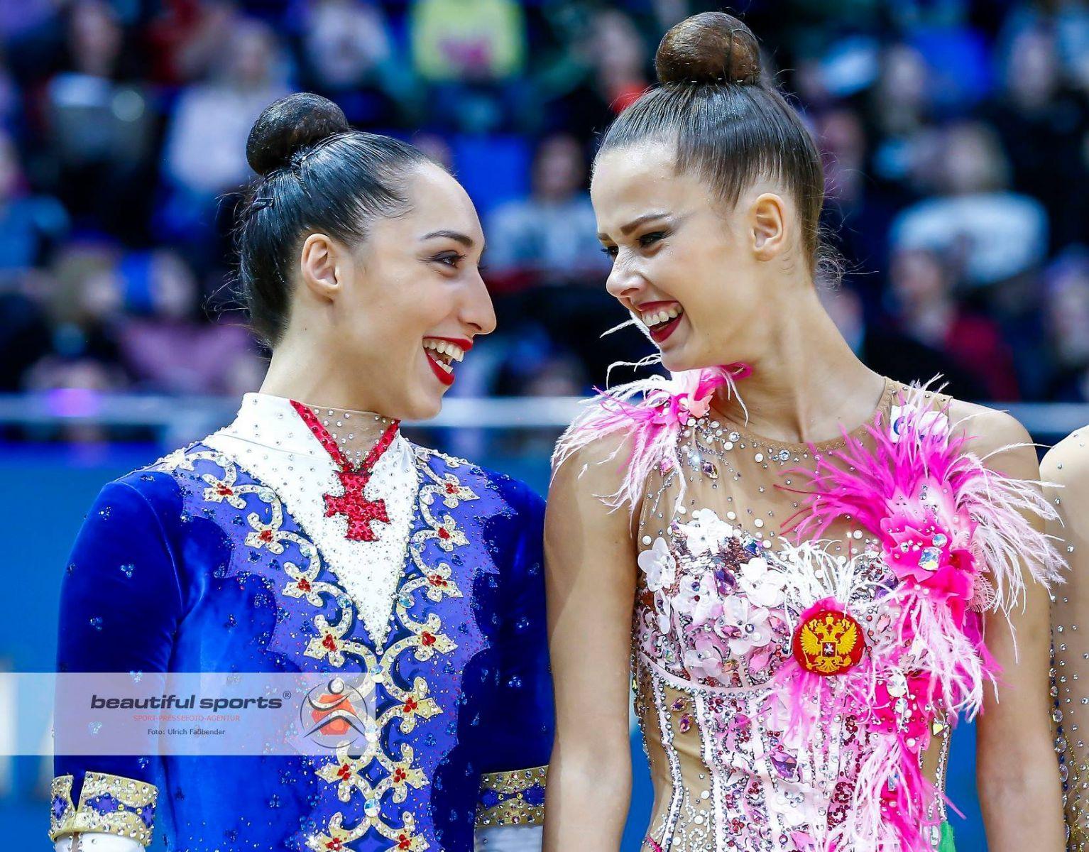 Саломе Пажава и Екатерина Селезнева