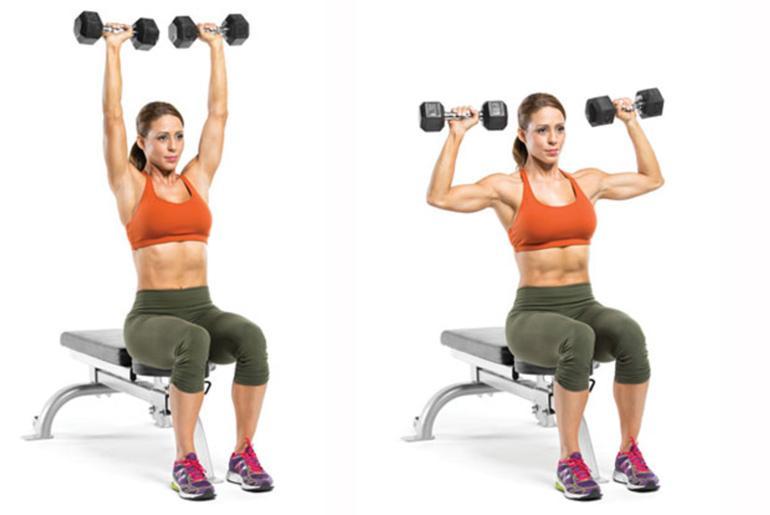 фитбол для фитнеса упражнения для похудения