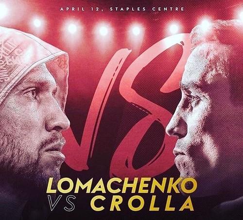 Ломаченко нокаутировал Кроллу в 4-м раунде
